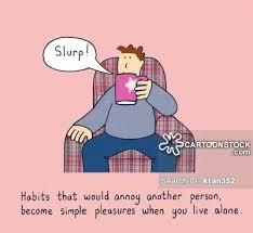 SLURP TEA