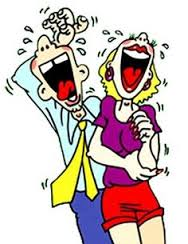 laughter is the best medicine...............................HA! HA! HA! HA!! HA HA HA HA HA !